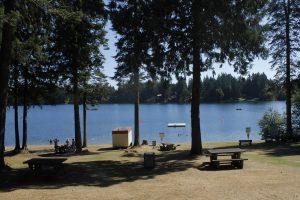Fuller Lake, Vancouver Island, BC Coastal Region