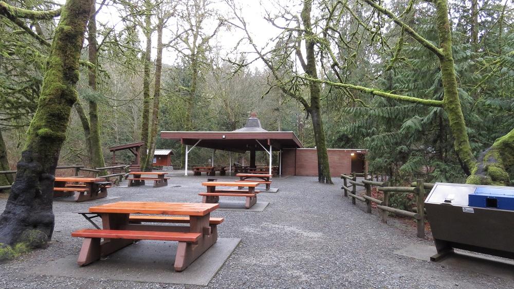 Goldstream Park, Pacific Northwest