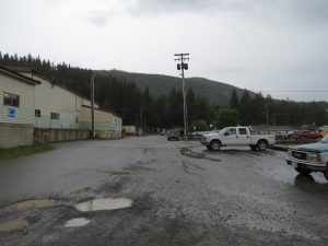 Holberg Camp, Vancouver Island, BC Coastal Region