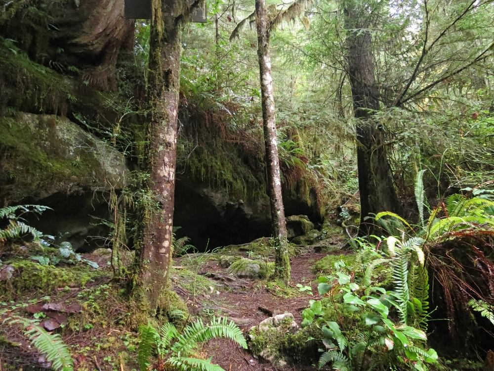 Huson Caves, BC Coastal Region