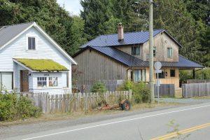 Jordan River Village, Vancouver Island, BC Coastal Region