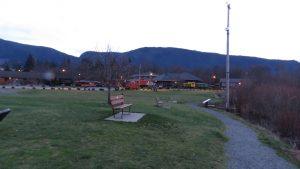 Lake Cowichan, Vancouver Island, BC Coastal Region