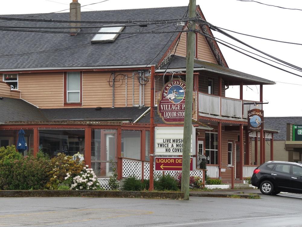 Lantzville, Vancouver Island, BC Coastal Region