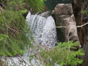 Little Qualicum Falls, Vancouver Island, BC Coastal Region