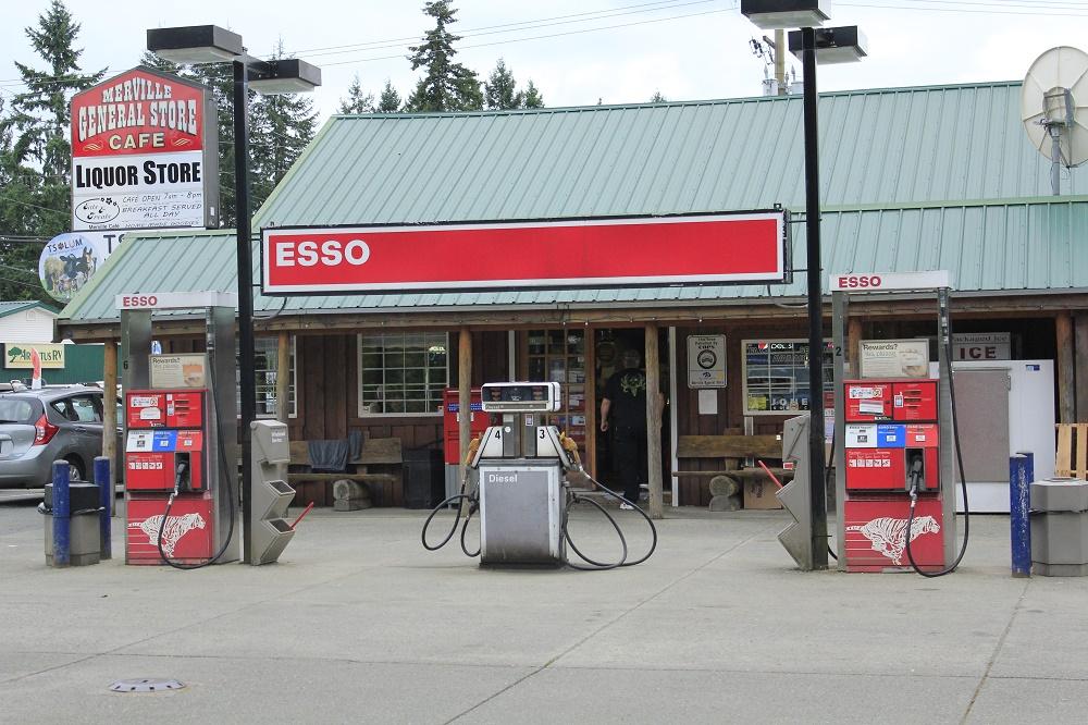 Merville, Vancouver Island Communities, Pacific Northwest