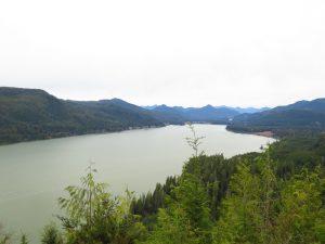Nitinat Lake, Vancouver Island, BC Coastal Region