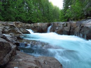 Oyster River Canyon, Black Creek Area, BC Coastal Region