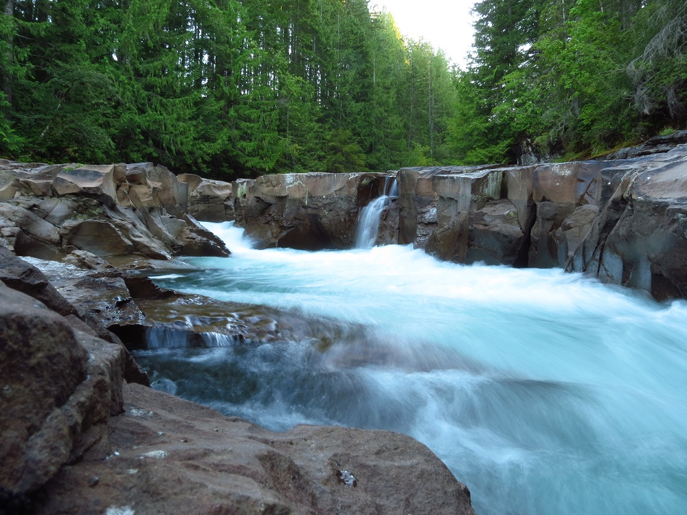Oyster River Canyon, Black Creek Area, Vancouver Island Communities, Pacific Northwest