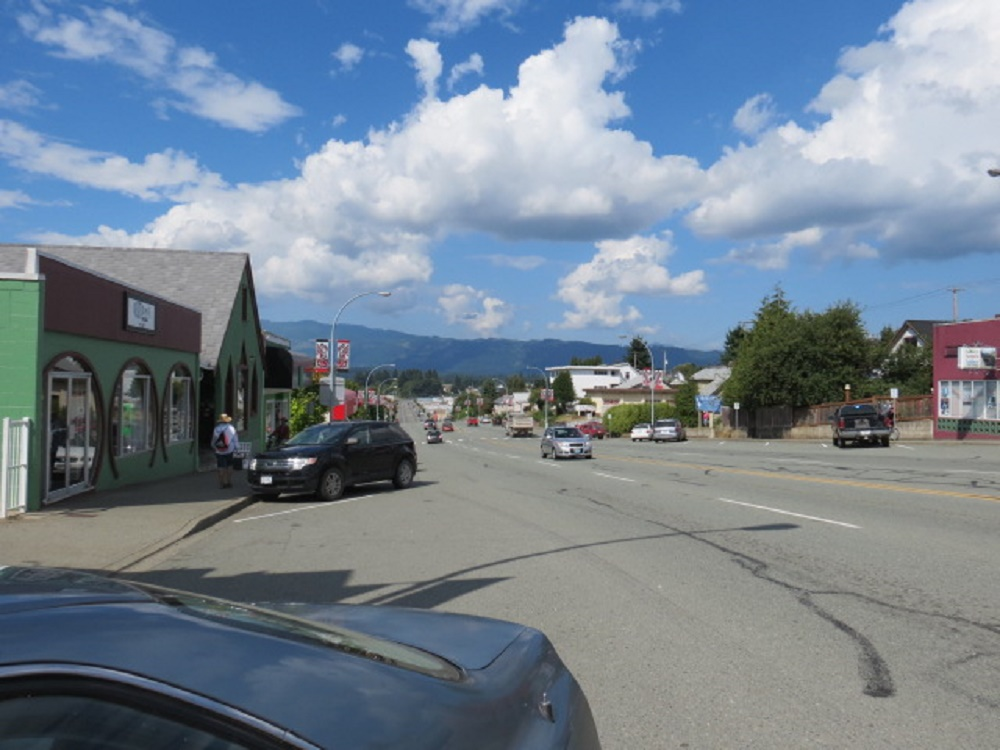 Port Alberni Vancouver Island Communities, Pacific Northwest