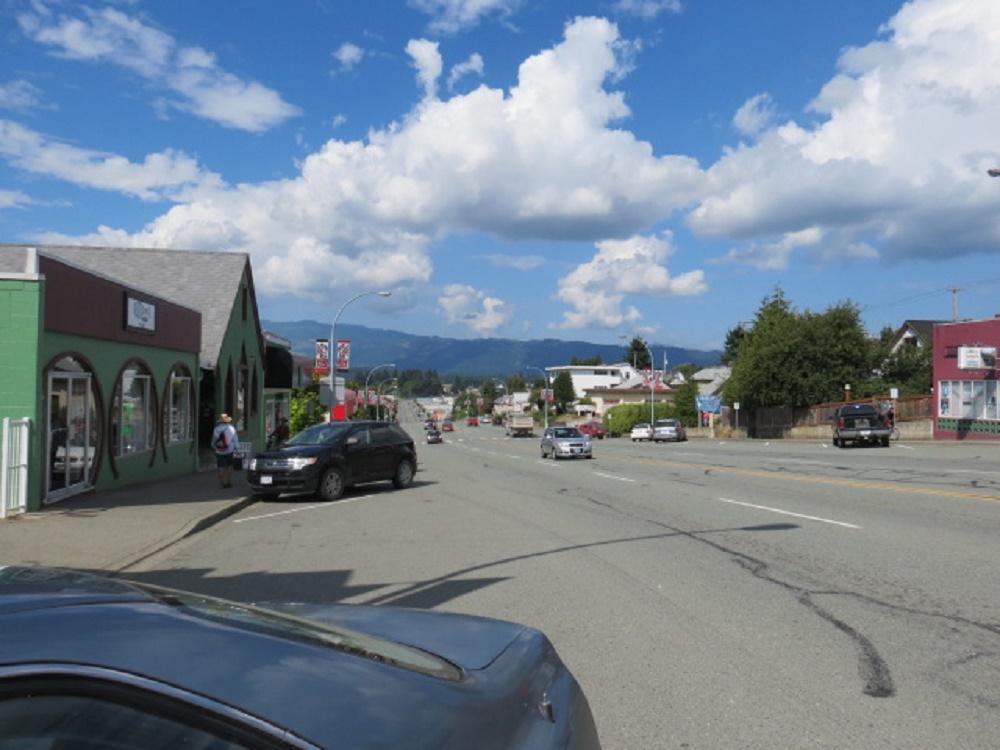 Port Alberni Vancouver Island Communities, Pacific Northwest