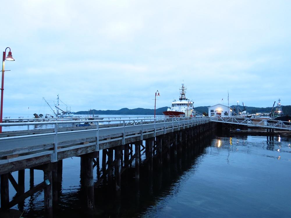 Port Hardy, Vancouver Island, BC, Coastal Region