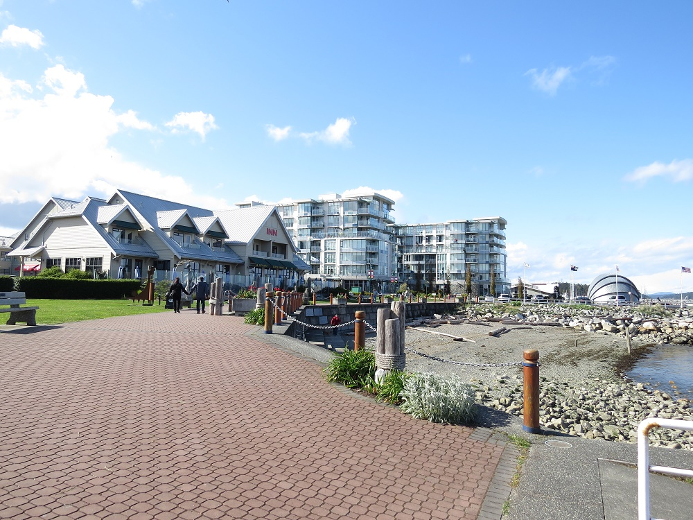 Sidney, Vancouver Island, BC, Coastal Region