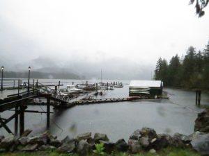 Tahsis, Vancouver Island, BC, Coastal Region