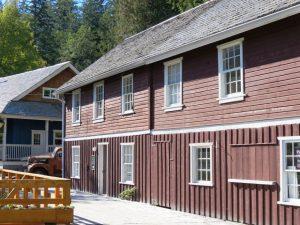 Telegraph Cove Resort, Vancouver Island, BC, Coastal Region