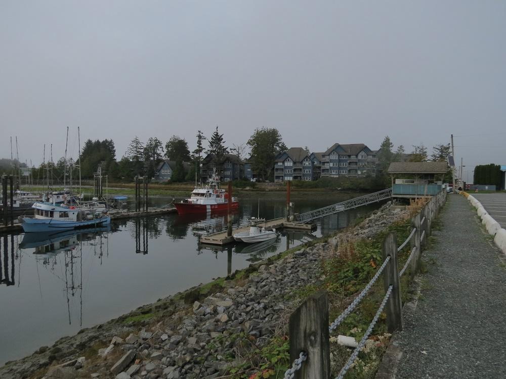 Ucluelet, Vancouver Island, BC, Coastal Region