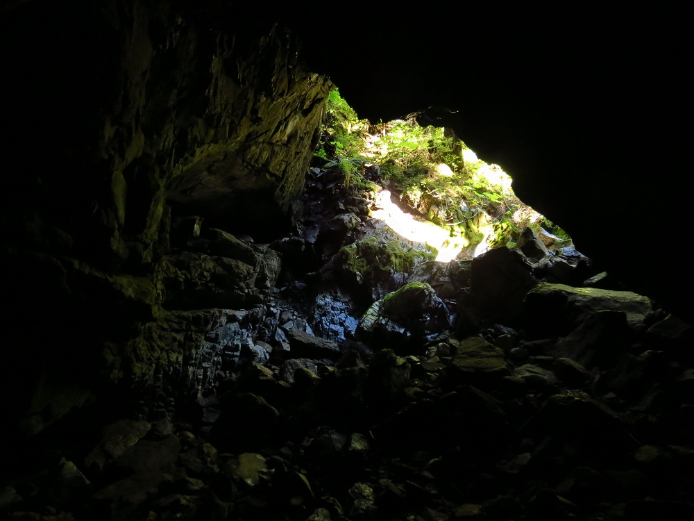Upana Caves, BC Coastal Region