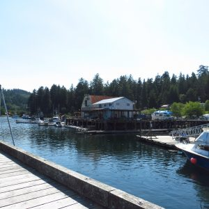 Winter Harbor, Vancouver Island, BC, Coastal Region