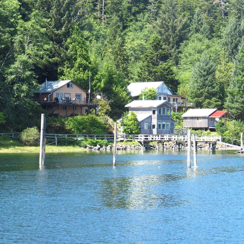 Winter Harbor, Vancouver Island Communities, Pacific Northwest