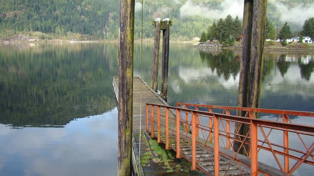 Zeballos, Vancouver Island, BC, Coastal Region