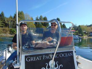 Bamfield Water Taxi