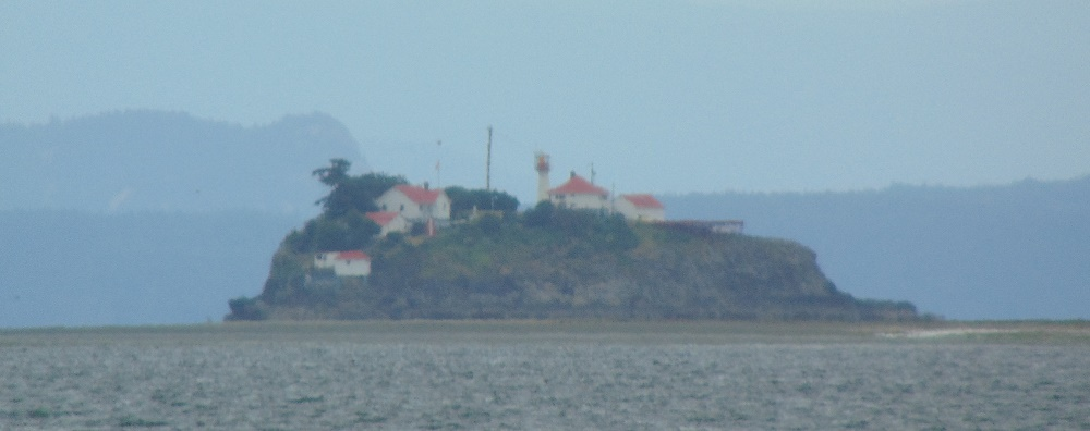 Chrome Island Light Station, BC