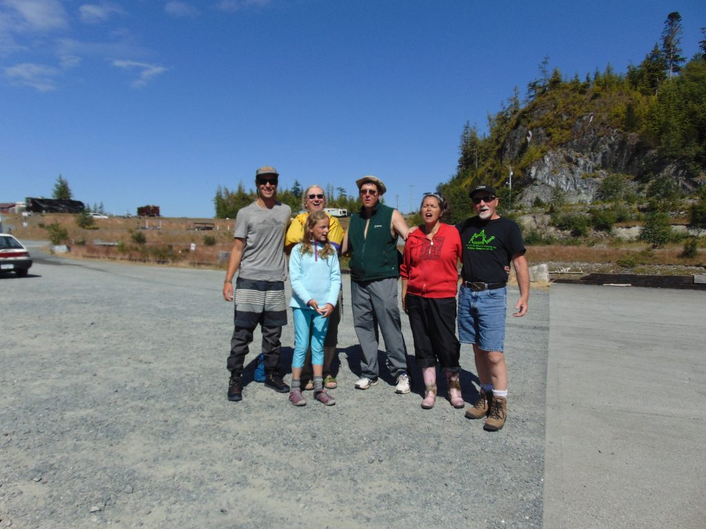 Members of our trip
