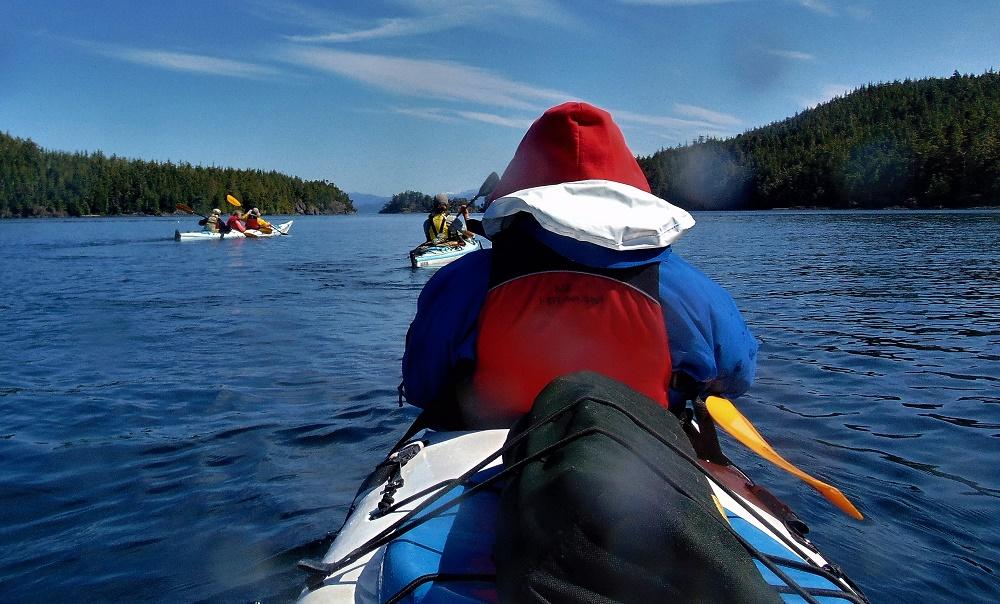 Cormorant Channel Marine Provincial Park, Vancouver Island, BC