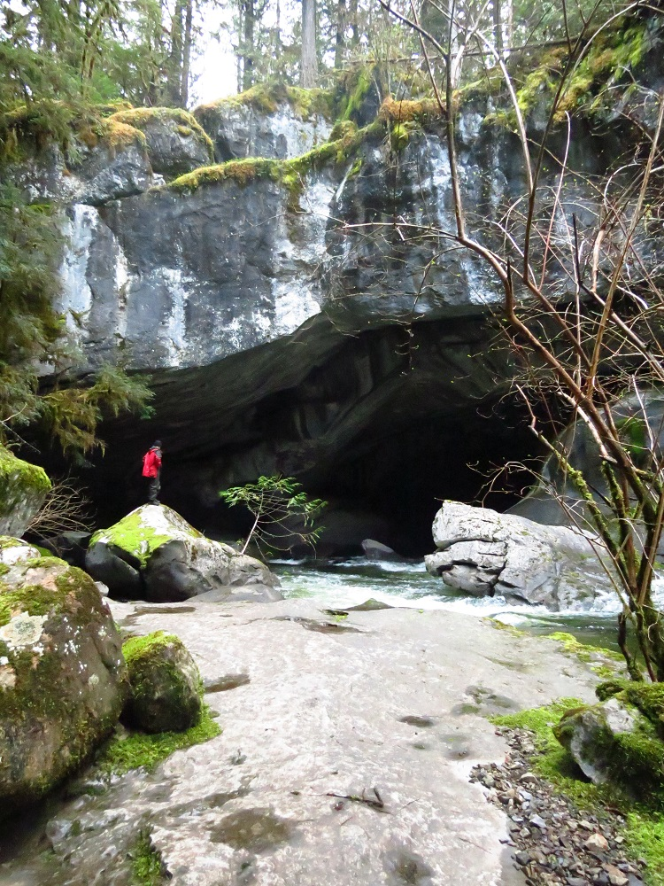 Atluck Creek, Vancouver Island, Pacific Northwest