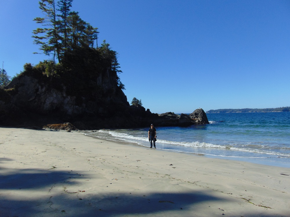 Brady's Beach, Bamfield, Vancouver Island Communities, Pacific Northwest