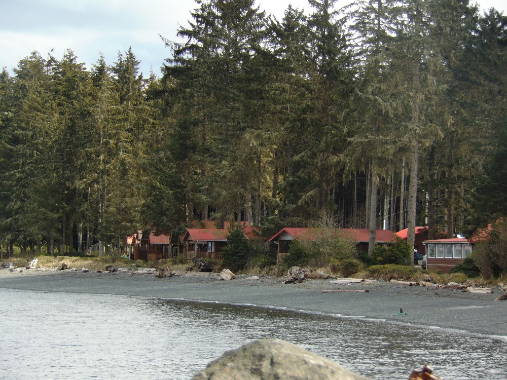 Cluxewe Campground, Vancouver Island, Pacific Northwest