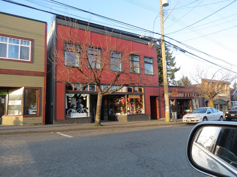 Cumberland, Vancouver Island, Pacific Northwest
