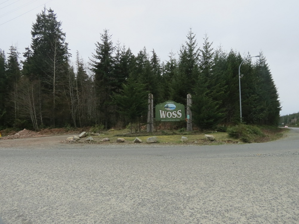 Woss, Vancouver Island Communities, Pacific Northwest