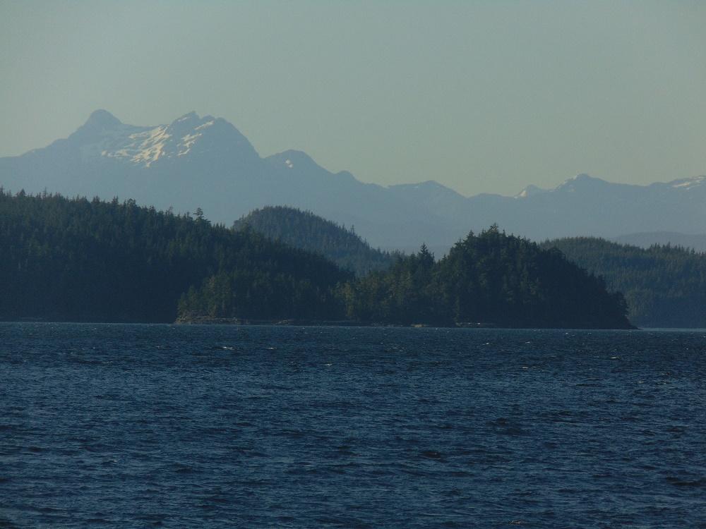 Kaikash Creek Campground, Broughton Straight, Vancouver Island, Pacific Northwest