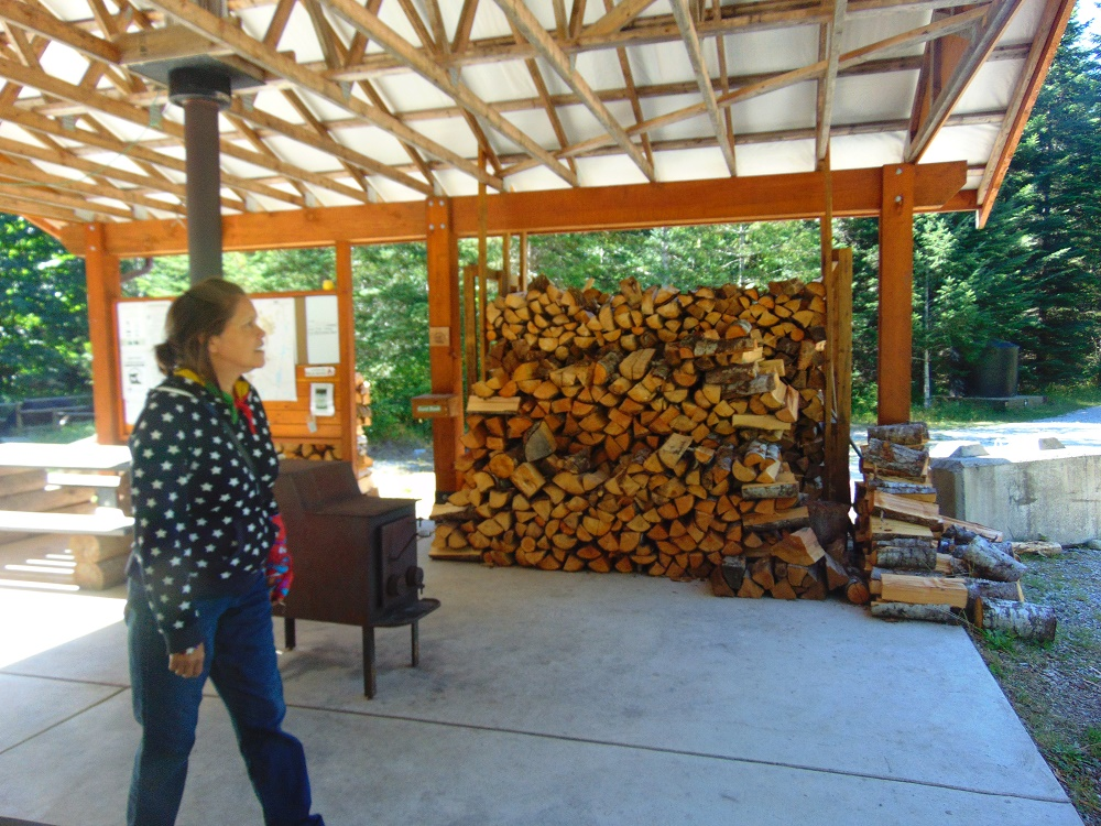 Memekay Horse Camp Rec Site, Parks, Vancouver Island, Pacific Northwest