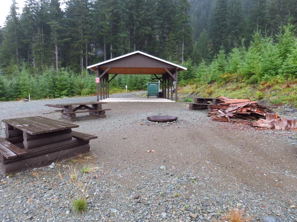 Pye Mountain Rec Site, Parks, Pacific Northwest
