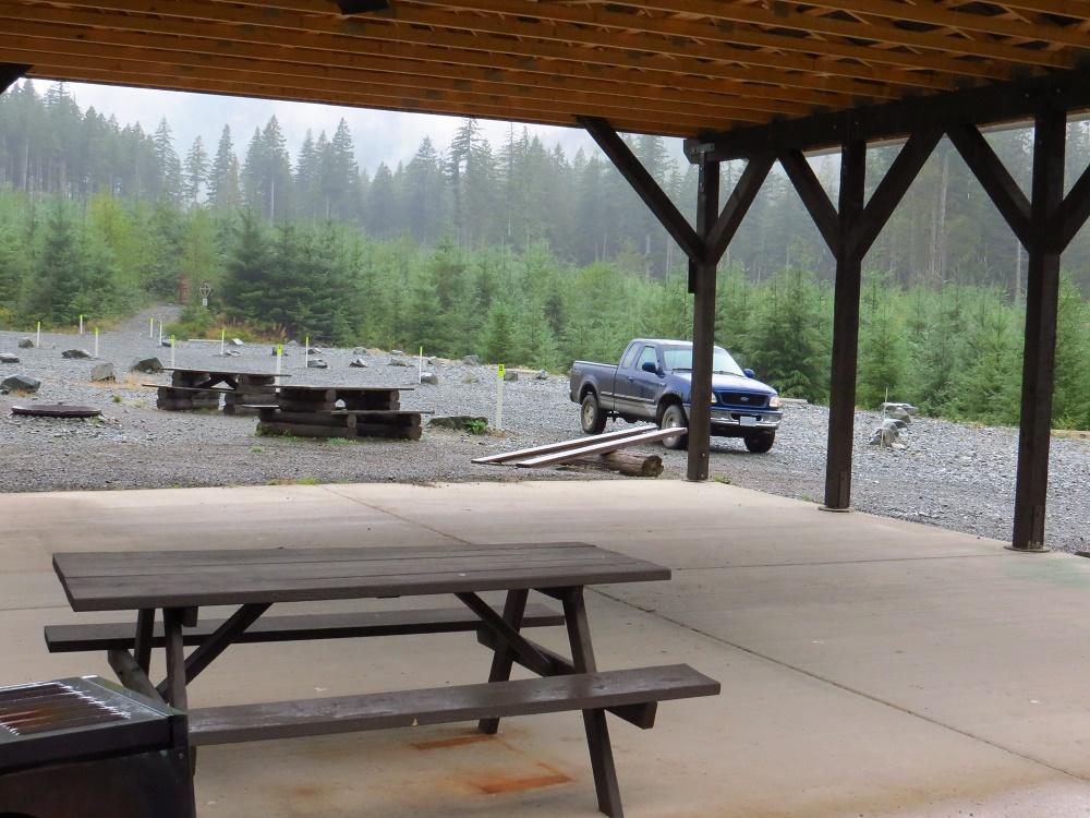 Pye Mountain Rec Site, Parks, Vancouver Island, Pacific Northwest