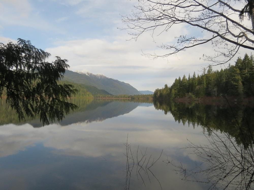 Anuntz Lake Rec Site, Parks, Vancouver Island, Pacific Northwest