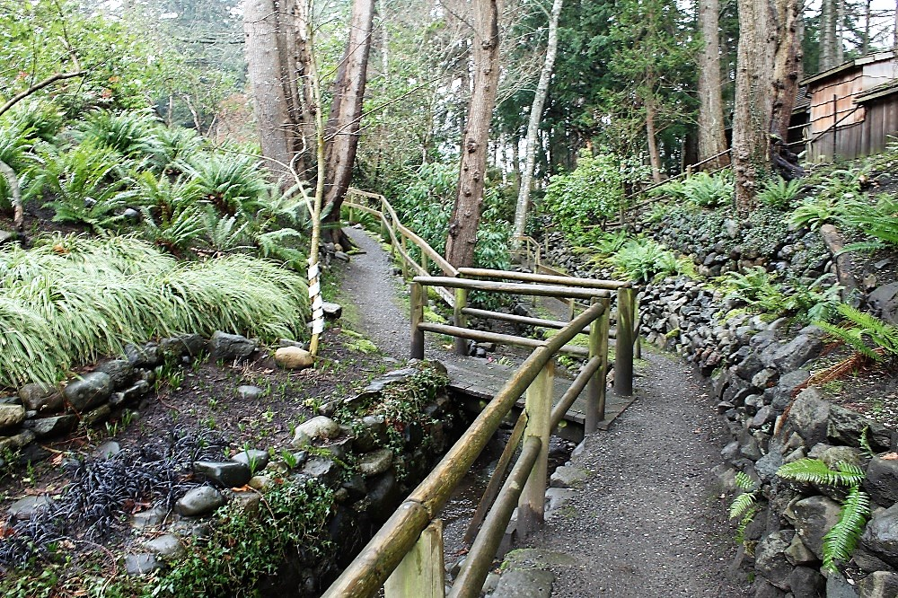 Filberg Lodge and Park, Comox, Vancouver Island, Pacific Northwest