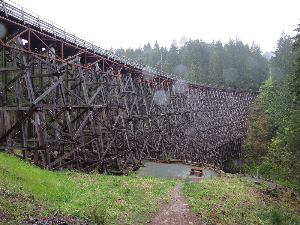 Kinsol Trestle, Parks, Pacific Northwest