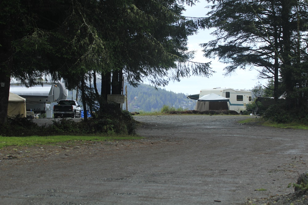 Pacheedaht Campground, Parks, Pacific Northwest