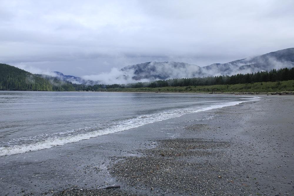 Pacheedaht Campground, Parks, Pacific Northwest