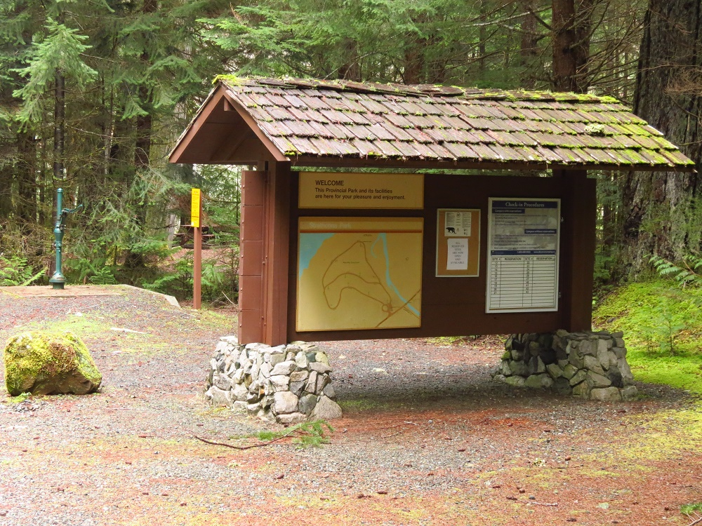 Ralph River Campground, Parks, Pacific Northwest