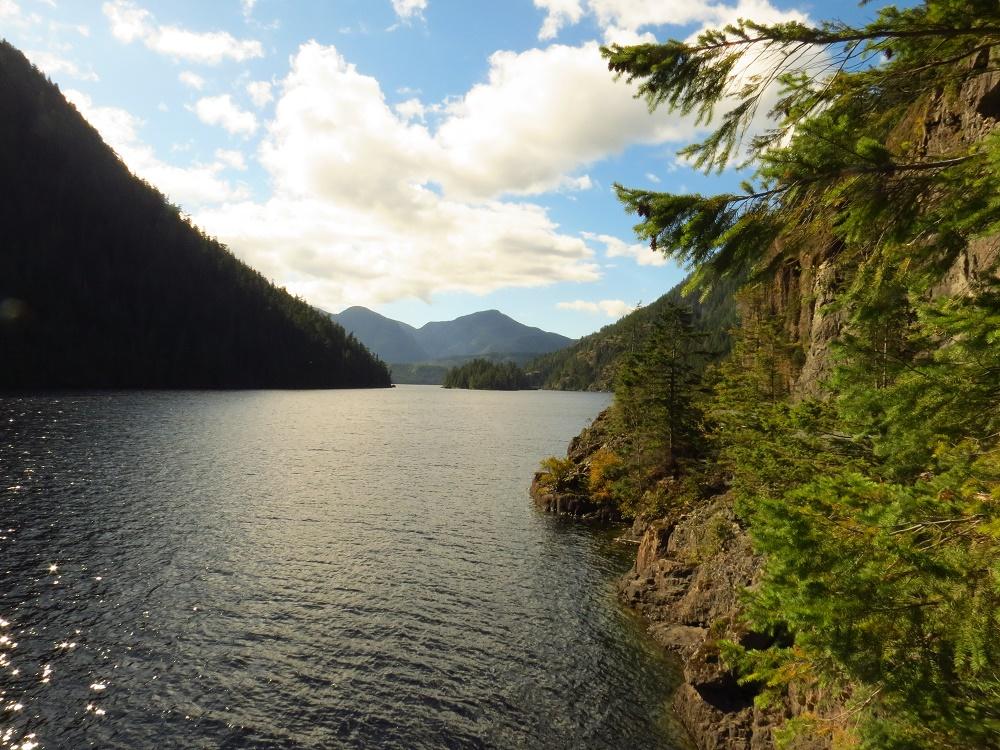 Atluck Lake, Vancouver Island, BC