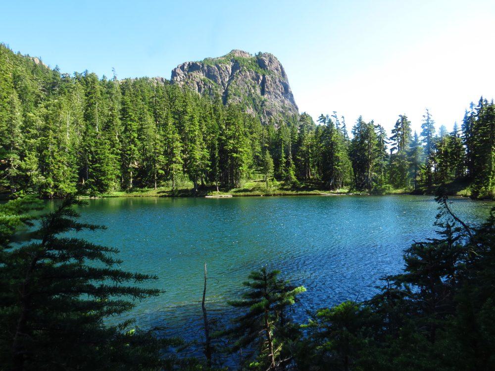 Kusam Trail, Vancouver Island, BC