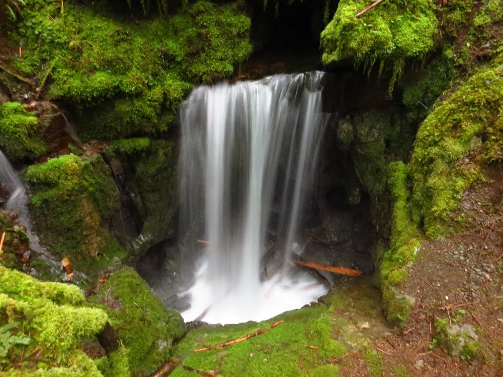 The Eternal Fountain Waterfall, Photo By Bud Logan