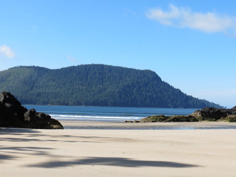 San Josef Bay, Photo By Bud Logan