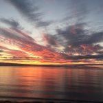 Sunset, Haida Gwaii, BC
