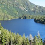 Upana Lake, Vancouver Island, BC