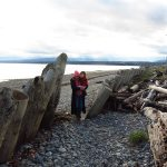 Goose Spit, Vancouver Island, BC