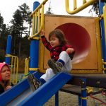 Kye Bay Play Park, Vancouver Island, BC